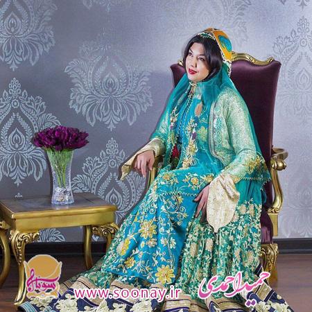 هلی جدید ۱۴۰۰ حمید احمدی